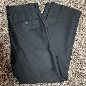 Michael Kors men's black dress pants. 32 by 30